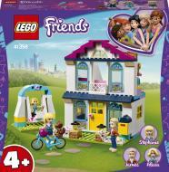 Конструктор LEGO Friends 4+ Будинок Стефані 41398