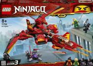 Конструктор LEGO Ninjago Винищувач Кая 71704