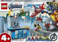 Конструктор LEGO Super Heroes Marvel Месники: лють Локі 76152