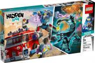 Конструктор LEGO Hidden Side Пожежна машина-привид 3000 70436