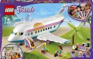Конструктор LEGO Friends Літак у Хартлейк-Сіті 41429
