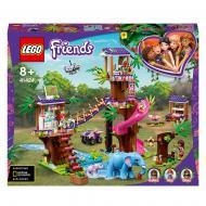 Конструктор LEGO Friends Рятувальна база в джунглях 41424