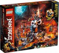 Конструктор LEGO Ninjago Підземелля чаклуна Черепа 71722