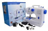 Портативная универсальная электрическая швейная машинка FHSM 506 7.2 Вт, полуавтоматическое формиров