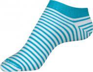 Шкарпетки ESLI ACTIVE 073 (ультракороткі) р. 23 бірюзовий