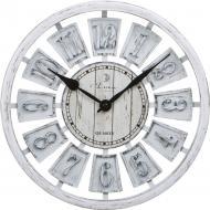 Часы настенные Skeleton 30,5х3,9