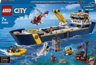 Конструктор LEGO City Океан: науково-дослідний корабель 60266