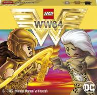 Конструктор LEGO Super Heroes DC Диво-Жінка проти Гепарда 76157