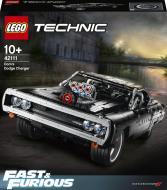 Конструктор LEGO Technic Dom's Dodge Charger 42111