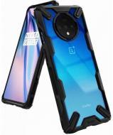 Чохол-накладка Ringke Fusion X для OnePlus 7T Black (RCO4684)