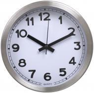 Годинник настільний 9600B 15,2 срібний
