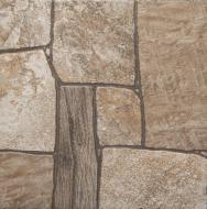 Плитка Cersanit Грес Мілано браун 32,6x32,6