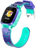 Смарт-часы EXTRADIGITAL WTC02 KIDS purple (ESW2302)