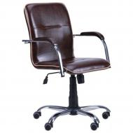 Кресло AMF Art Metal Furniture Самба-RC орех мадрас темно-коричневый