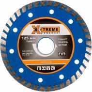 Диск алмазний відрізний X-Treme  125x2,2x22,2 граніт камінь бетон XT-110111