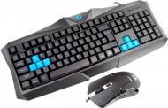 Комплект клавіатура + миша Gemix WC-200