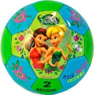Футбольний м'яч Disney Fairies №2 PVC FD001
