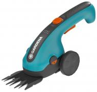 Ножиці для трави і живоплоту Gardena акумуляторні ClassicCut з телескопічною ручкою та колесами 9855-20