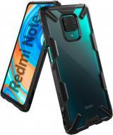 Чохол Ringke Fusion X Black для Xiaomi Redmi Note 9