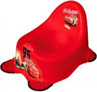 Горщик keeeper Cars із нековзкими гумками червоний 0012.18