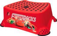 Підставка keeeper Cars червона 0014.18
