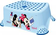Підставка keeeper Mickey блакитна 1949.659