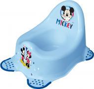 Горщик keeeper Mickey із нековзкими гумками блакитний 1952.659