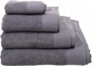 Полотенце Uni 60x110 см серый Vandyck