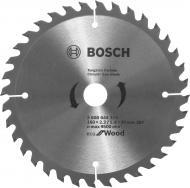 Пиляльний диск Bosch ECO WO 160x20x1.4 Z36 2608644374