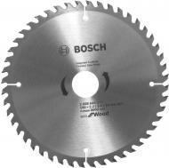 Пиляльний диск Bosch ECO WO 190x30x1.4 Z48 2608644377