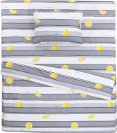 Комплект постільної білизни Lemon gray 1,5 сірий UP! (Underprice)