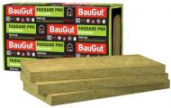 Базальтовая вата BauGut Фасад 135 100мм 1,44кв.м