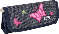 Пенал шкільний Butterfly CF85588 Cool For School джинс