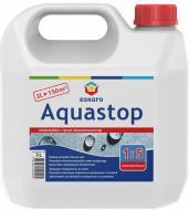 Грунтовка водоотталкивающая Eskaro Aquastop концентрат 1:5 3 л