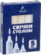 Набор свечей столовых 5 шт Pako-If