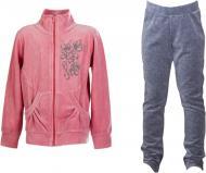 Спортивний костюм Lejeko р. 104 рожевий 0093.1