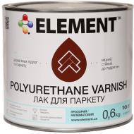 Лак паркетний Element напівмат 0,6кг