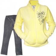 Спортивний костюм Lejeko р. 104 жовтий 0093.2