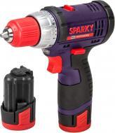 Шуруповерт акумуляторний Sparky Professional BR2 10.8Li-C