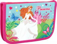 Пенал на блискавці Princess in White CF85927 Cool For School рожевий