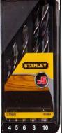 Набор сверл Stanley 8x90 мм 5 шт. STA56001