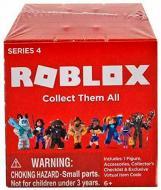 Фигурка коллекционная Roblox Mysteru Figures Brick S4 8 см
