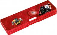 Пенал школьный Moto CF85954 Cool For School красный