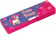 Пенал школьный Cute Pony CF85956 Cool For School розовый