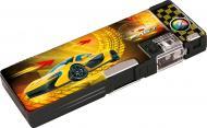 Пенал шкільний зі стругачкою Fast 7017 CF85957 Cool For School чорний