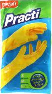 Рукавички гумові Paclan стандартні L