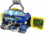 Машинка Simba Dickie toys Sos командний пункт поліції 3715010