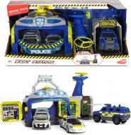 Ігровий набір Simba Станція SWAT з 3 машинами та пускачем дронів 3717004