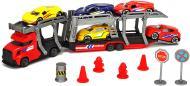 Ігровий набір Simba Dickie toys City Автотранспортер 3745012
