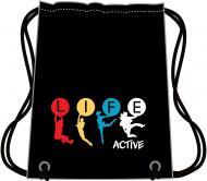 Сумка для взуття на 2 відділення Active Life CF85719 Cool For School